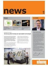 Schwanog NEWS 1/11