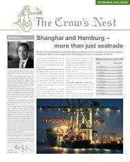 Shanghai and Hamburg - Reederei Thomas Schulte