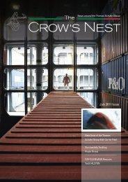 July 2011 Issue - Reederei Thomas Schulte