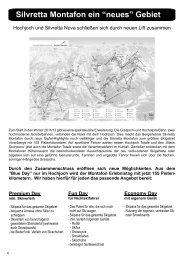 Montafon Erlebnistag - Schwarzer Reise
