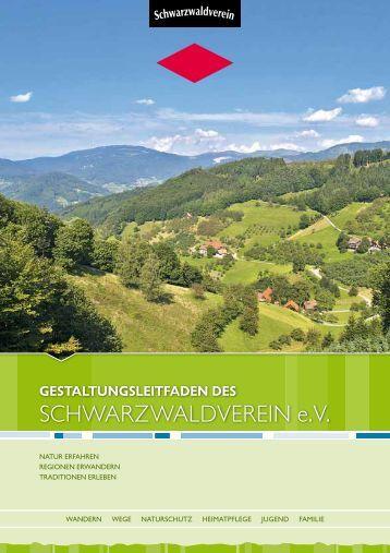 gestaltungsleitfaden des - Schwarzwaldverein