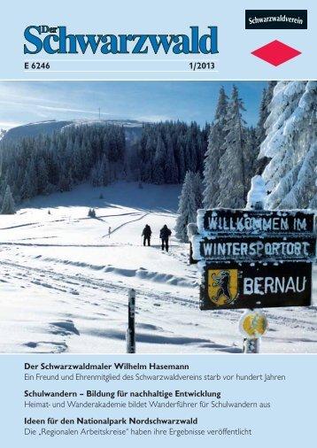 Der Schwarzwald - Schwarzwaldverein