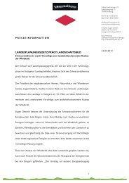 Pressemitteilung als PDF - Schwarzwaldverein