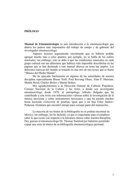 Manual de Etnomusicología - Mayaland