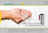 Schweigatz Wärmepumpe Frischwasser - Schweigatz GmbH ...