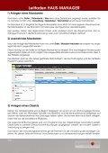 HAUS-MANAGER - SCHWEIGHOFER Manager - Seite 2