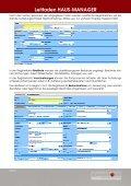 HAUS-MANAGER - SCHWEIGHOFER Manager - Seite 3