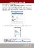 HAUS-MANAGER - SCHWEIGHOFER Manager - Seite 5