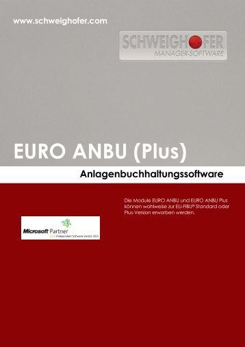 EURO ANBU Plus - SCHWEIGHOFER Manager