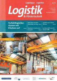 gßz Fördertechnik - Gebrüder Schuon Logistik GmbH