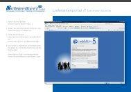Anleitung des Lieferantenportals als PDF zum ... - Schweikert GmbH