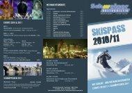mitAdvent-undWeihAnchtsfAhrten events 2010/11 •schnäppchen 2011