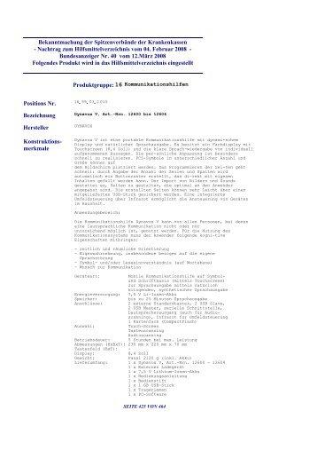 Kommunikationshilfen - Schwerhoerigen-Netz
