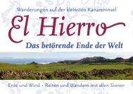 El Hierro lockt - Erde und Wind