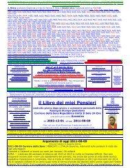 Vers. PDF - cristo re vangeli italiano latino inglese spagnolo acolta ...