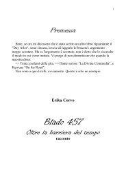 BLADO 457 - Oltre la Barriera del Tempo (anteprima) - Gli autori