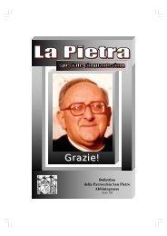 numero speciale della Pietra - Parrocchia San Pietro Abbiategrasso