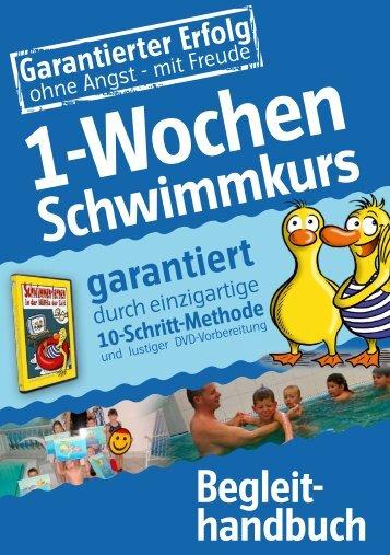 garantiert - Schwimmen Lernen