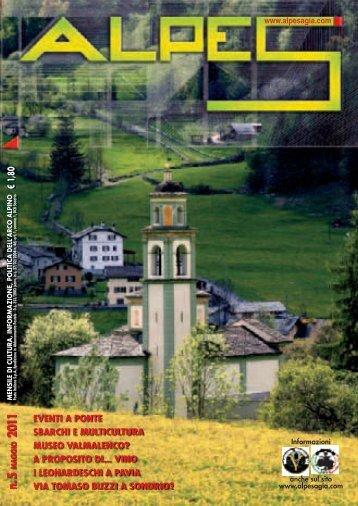 n. 5 2011 - Alpesagia