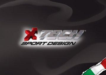Catalogo Xtech Sport Design - Lusien Trans, sro