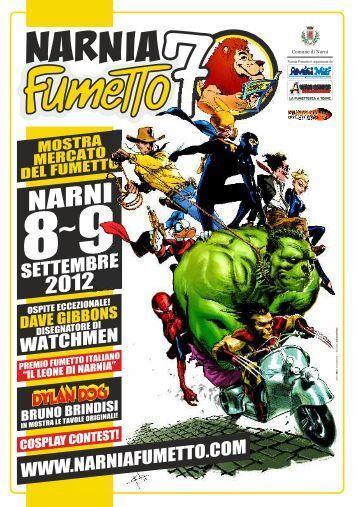 il programma ufficiale - Narnia Fumetto