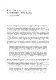 Franz Kafka Il Castello Arte E Psicologia
