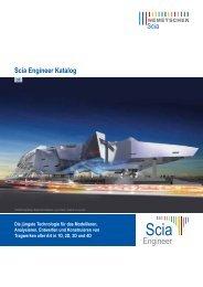 Scia Engineer Katalog - Scia-Software GbR