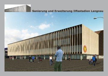 Sanierung und Erweiterung Ilfisstadion Langnau - SCL-Tigers