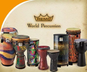 World Percussion - Drums on SALE