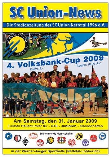Voba Cup - SC Union Nettetal
