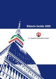 Bilancio Sociale 2009 - ATC Torino