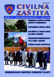 Glasilo Civilna zaštita - KUCZ TK