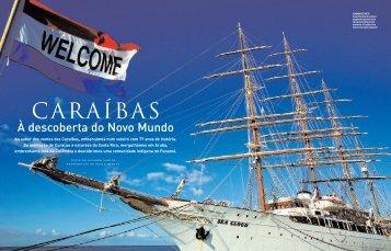 À descoberta do Novo Mundo - Sea Cloud Cruises