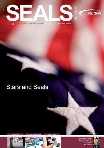 Stars and Seals - seal maker