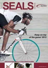 Keep on top of the game! 2012 - Seal Maker Produktion und