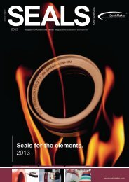 Seals for the elements. 2013 - Seal Maker Produktion und