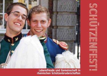 schützenfest! - Bezirksverband Mönchengladbach, Rheydt ...