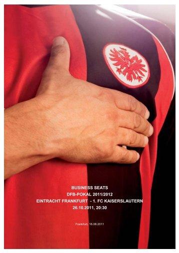 1 Leistungen - Eintracht Frankfurt