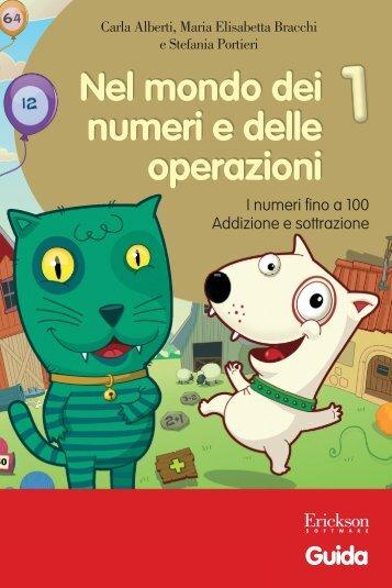 Guida Nel mondo dei numeri e delle operazioni - Edizioni Centro ...