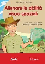 Guida Allenare le abilità visuo-spaziali - Edizioni Centro Studi ...