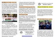 Projektinformationen 2010/2011 - Eine-Welt-Laden e.v.