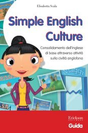 Guida Simple English Culture - Edizioni Centro Studi Erickson