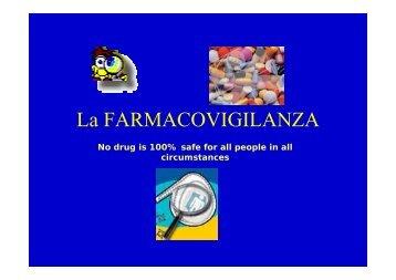farmacovigilanza lezione 3 - Università degli Studi di Salerno