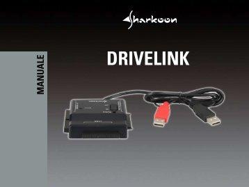 DRIVELINK - Sharkoon