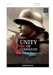 1. Introduzione - Unity of Command