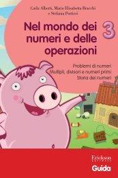 Guida Nel mondo dei numeri e delle operazioni 3 - Edizioni Centro ...