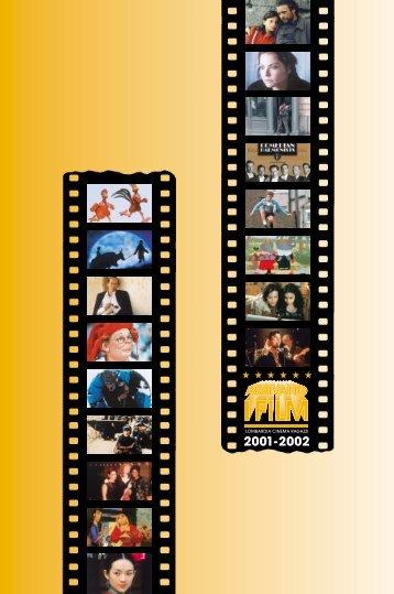 I FILM I FILM - Lombardia Spettacolo