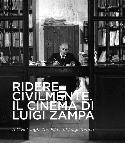 ridere civilmente. il cinema di luigi zampa - Cineteca di Bologna