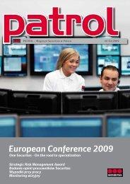 Magazyn Patrol 2/2009 - Securitas