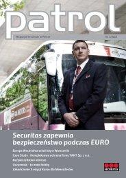 Magazyn Patrol 2/2012 - Securitas
